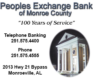 Peoples Exchange Bank of Monroe County